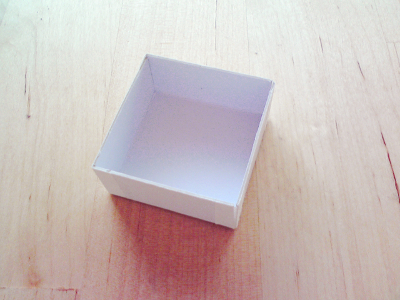 Коробочка из картона своими руками (7) (400x300, 167Kb)