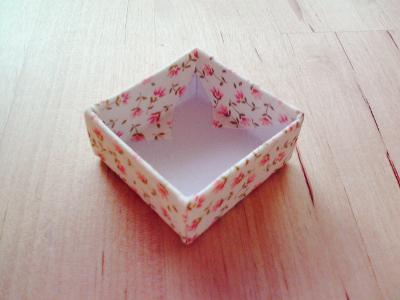 Коробочка из картона своими руками (12) (400x300, 191Kb)