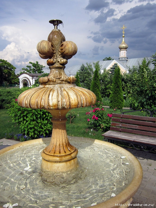 Воронеж, Женский Монастырь (1) (525x700, 345Kb)
