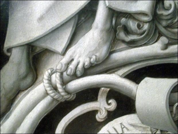 «Распятие» (1490-1500, Кельн, музей Вальраф-Рихарц