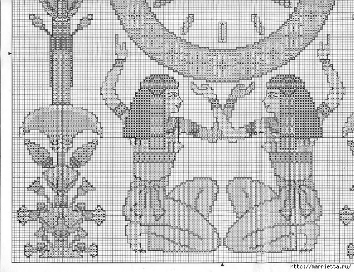 Вышивка крестом. ЧАСЫ (21) (700x537, 407Kb)