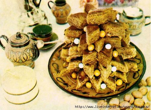 Восточные сладости самое интересное