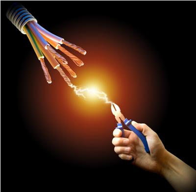 Электромонтажные работы для электриков, а не для дилетантов!