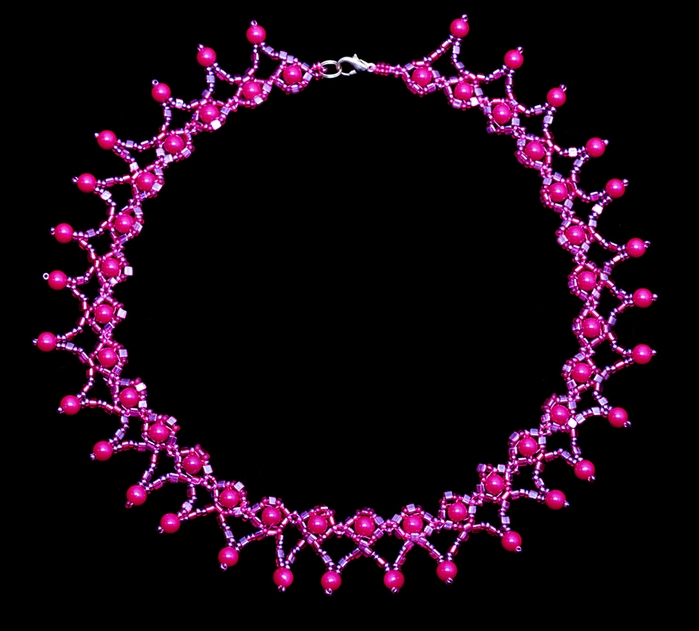 free-pattern-beading-necklace-tutorial-1 (700x631, 232Kb)