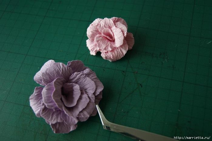 Бумагопластика. Цветочки в торфяных горшочках (25) (700x465, 211Kb)