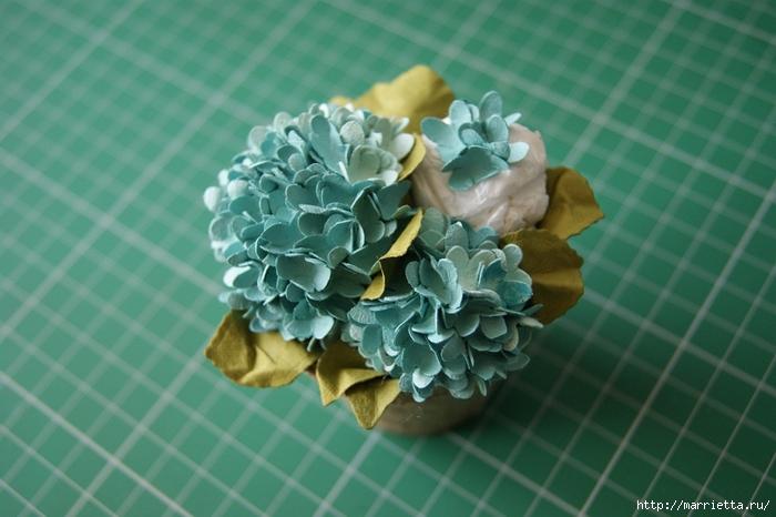 Бумагопластика. Цветочки в торфяных горшочках (41) (700x466, 220Kb)