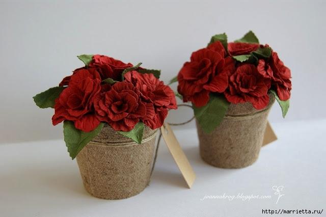 бумагопластика цветы из бумаги (4) (640x426, 125Kb)