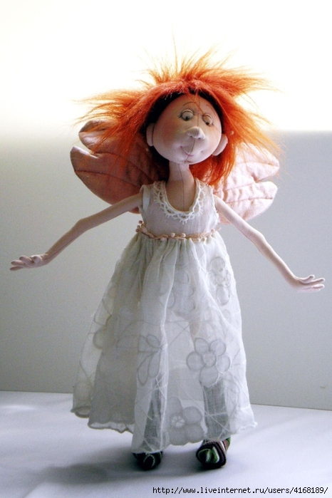 Кукла по дизайну Джилл Маас (466x700, 193Kb)