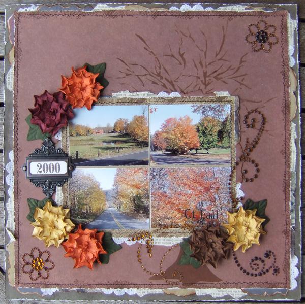 Бумагопластика. Цветы для открыток ручной работы (2) (600x599, 424Kb)