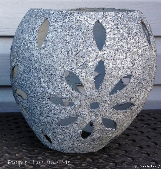 Садовые светильники из папье-маше. Мастер-класс (3) (669x700, 429Kb)