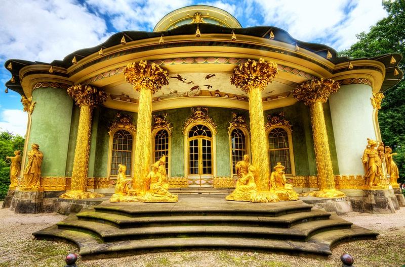 Потсдамский китайский домик