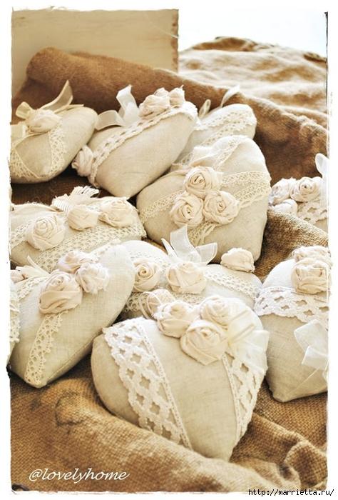 Текстильные шары из крученых розочек (18) (474x700, 269Kb)