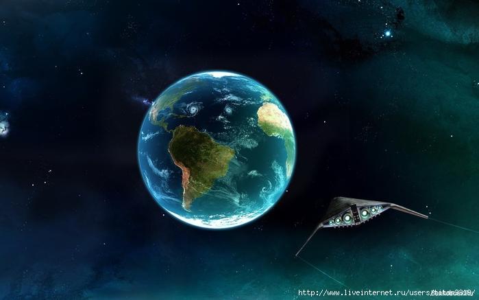 Корабль к Земле 2 (700x437, 190Kb)