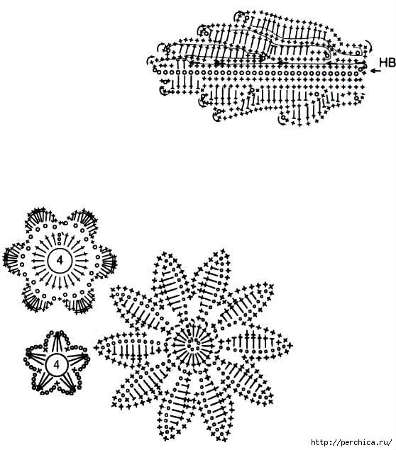 转载:爱尔兰单元花(有图解) - 原生派手工坊 - 65235288的博客