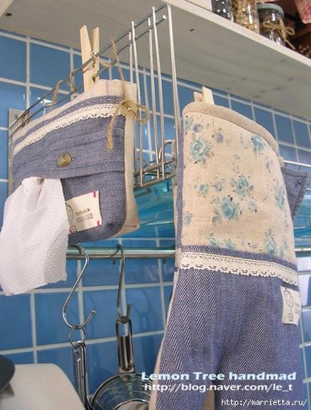 Шьем тапочки и прихватки из джинсовой рубашки (5) (436x575, 195Kb)