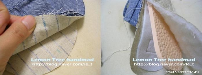 Шьем тапочки и прихватки из джинсовой рубашки (30) (700x259, 130Kb)