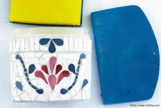 Мозаика из кафельной плитки. Идеи и мастер-классы (8) (650x439, 132Kb)