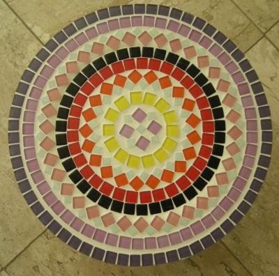 Мозаика из кафельной плитки. Идеи и мастер-классы (38) (400x396, 196Kb)