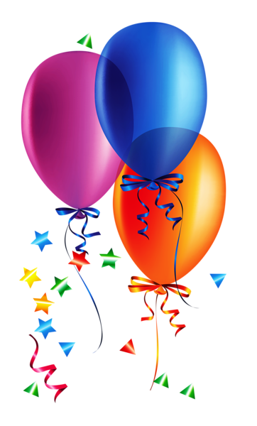 Transparent_Balloons_with_Confetti_Clipart (362x600, 143Kb)