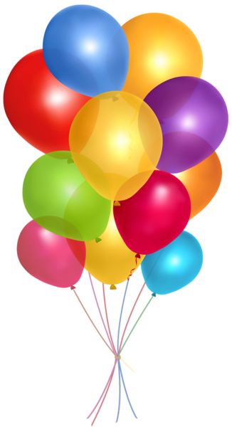 Transparent_ Multicolor_Balloons_PNG_Clipart_Picture (326x600, 139Kb)
