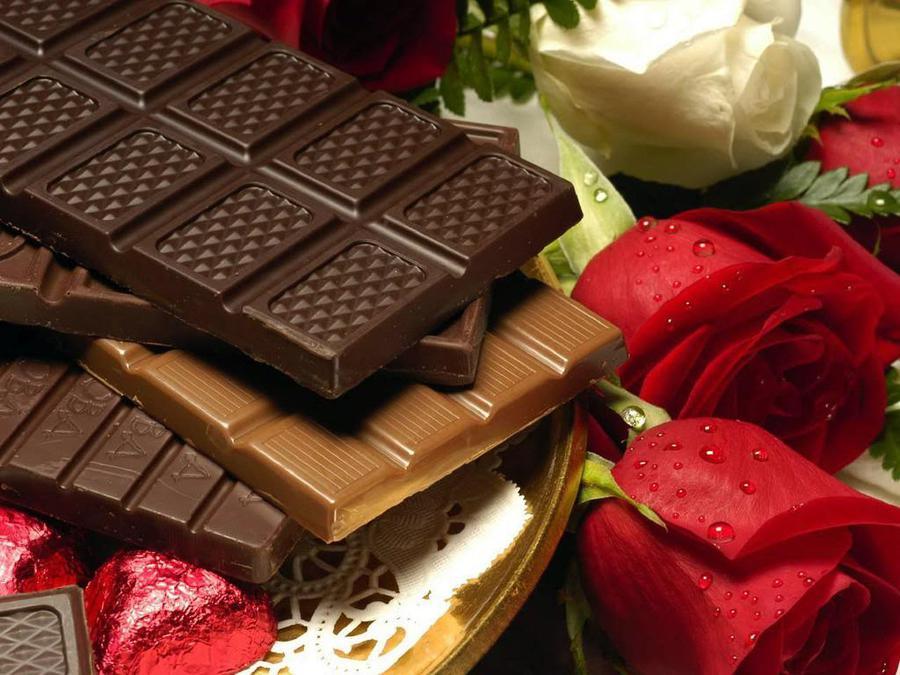 Поимел Незнакомую Шоколадку