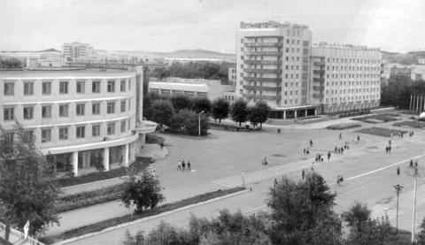 фото города кокшетау