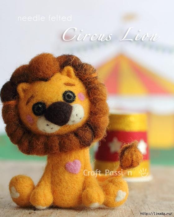 felt-lion (560x700, 258Kb)