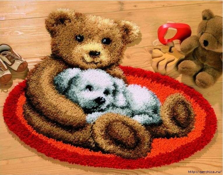 подушки, ковры…