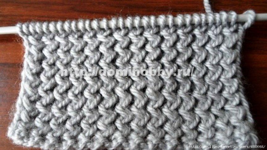 Для вязания спицами теплых
