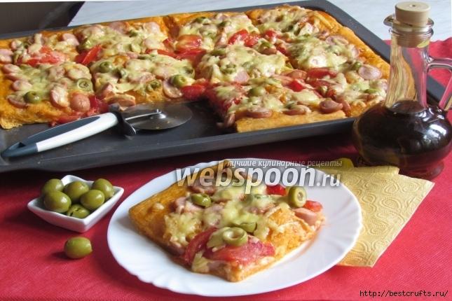 Простой рецепт пиццы по-домашнему (1) (645x430, 244Kb)