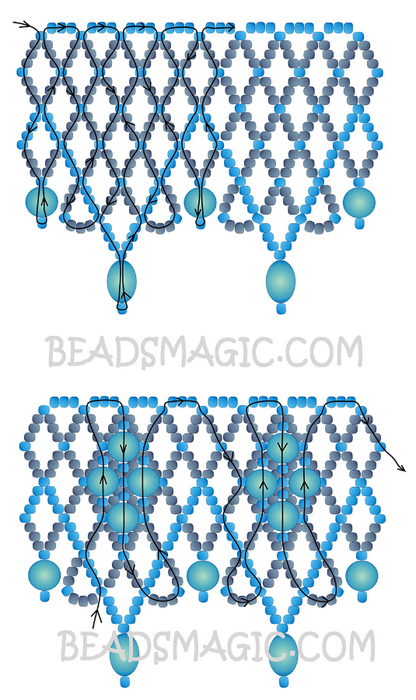 free-pattern-beading-necklace-tutorial-2 (1) (416x700, 333Kb)