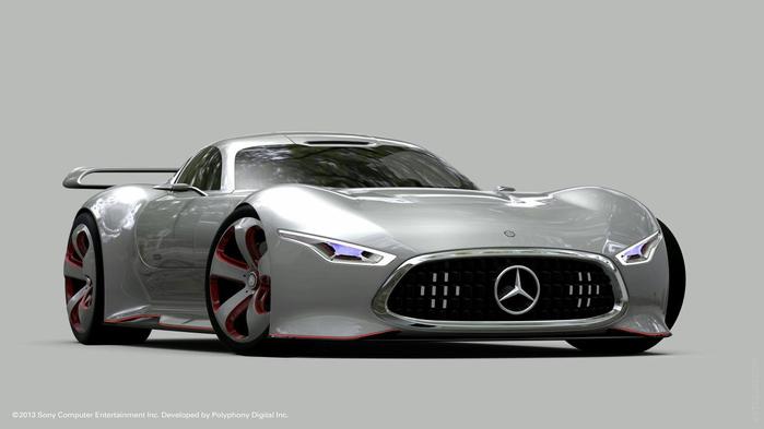 5. Mercedes Benz AMG Vision Gran Turismo (700x393, 95Kb)