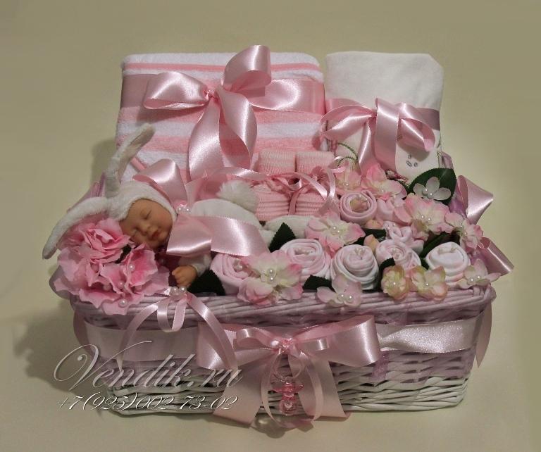 Подарки своими руками на рождение девочки картинки