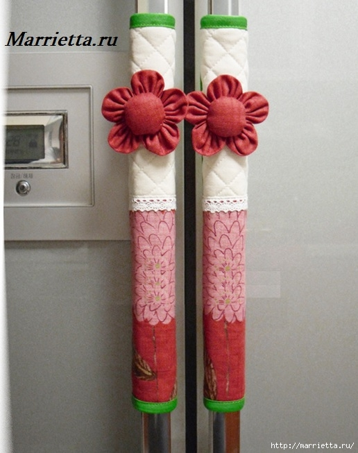 Шьем сами защитные ручки для холодильника (1) (516x653, 179Kb)