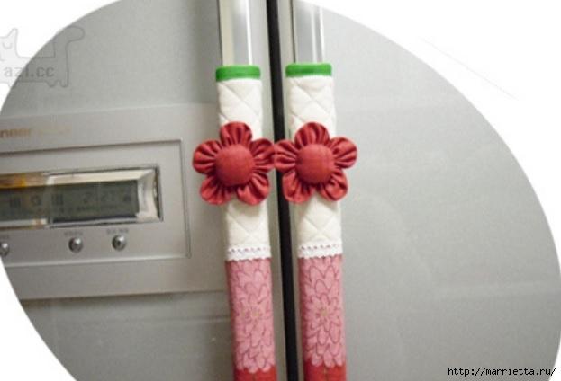 Шьем сами защитные ручки для холодильника (5) (623x424, 102Kb)