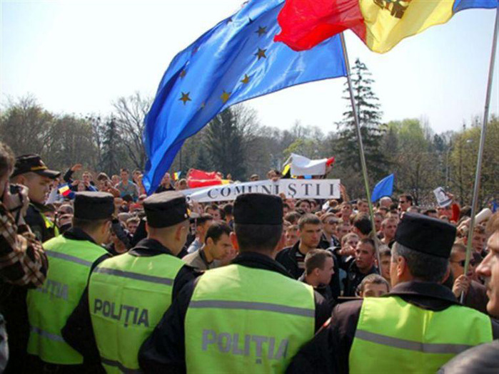Беспорядки в Кишиневе