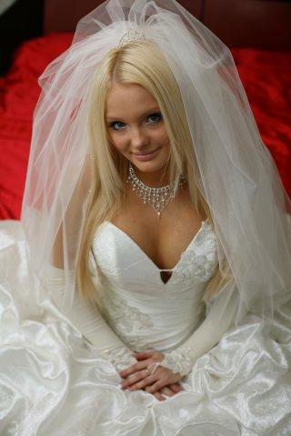Самая сексуальная невеста
