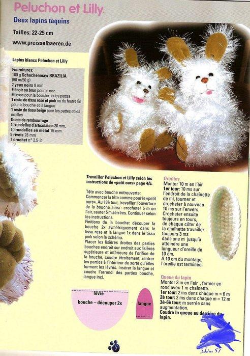 вязанные мишки со схемами и выкройки одежды для мишек