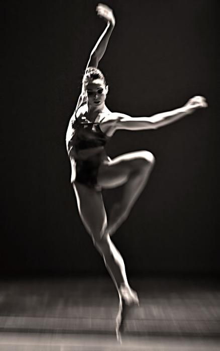 Диана Вишнева: красота в движении