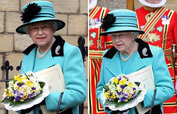 Великий четверг: деньги от королевы