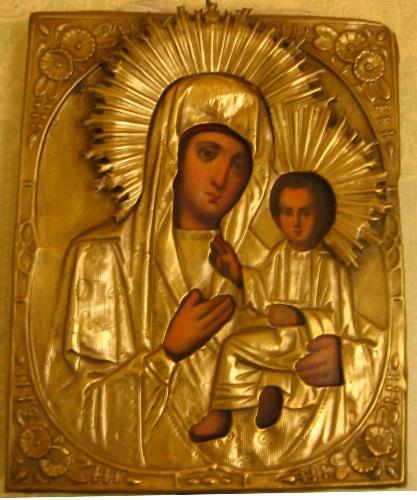 икона казанской божьей: