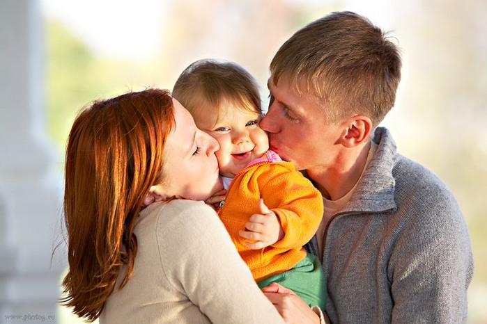 Михаил Голубев семейные фото
