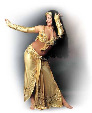 Танец живота - это хвалебный