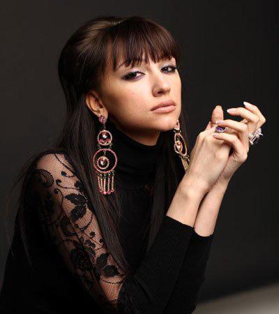 Певица Согдиана