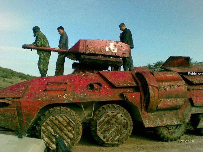 Эшелон российских танков в 15 км от границы с Украиной. Танкисты ждут отправки на Донбасс - Цензор.НЕТ 8104