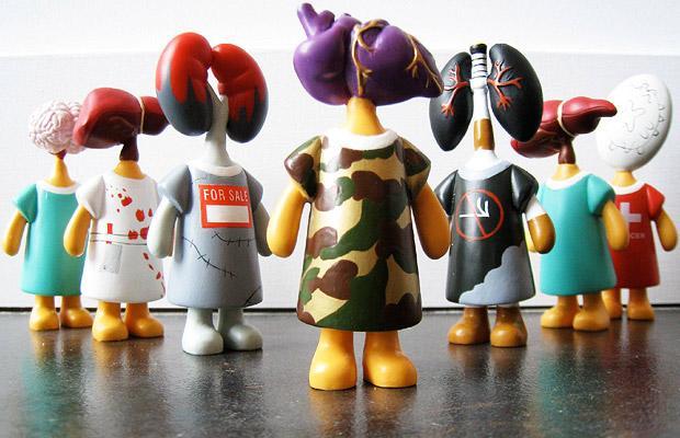 куклы Дэвида Foox