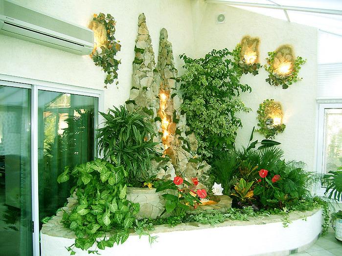 любимый зимний  сад, фото красивого зимнего сада, как обустроить зимний сад, как сделать зимний сад, какими бывают зимние сады,