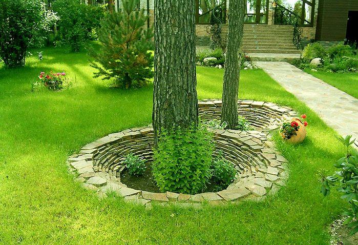 Современный сад, каким должен быть современный сад,