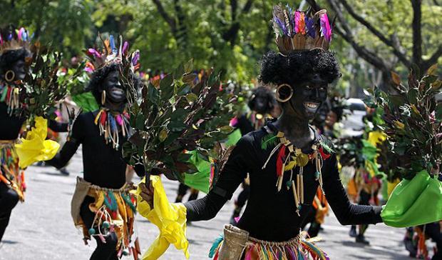 Филиппинские торжества
