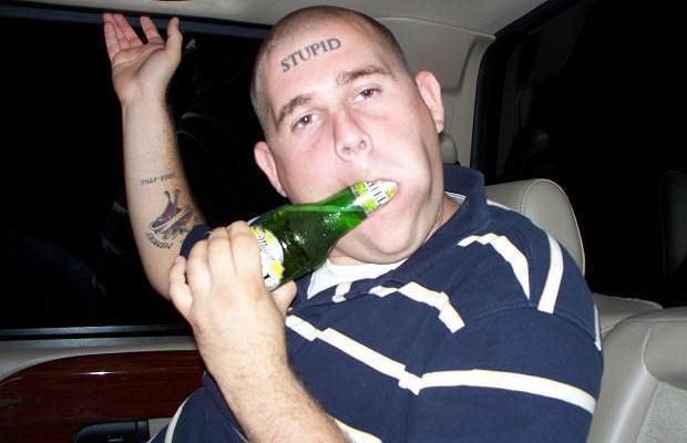 Самые нелепые татуировки